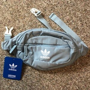 adidas Bags - 🆕 adidas National Waist Pack Ash Grey ( unisex )
